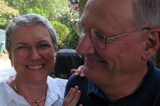 Bill and Lynnell have been happily married for nearly forty years.